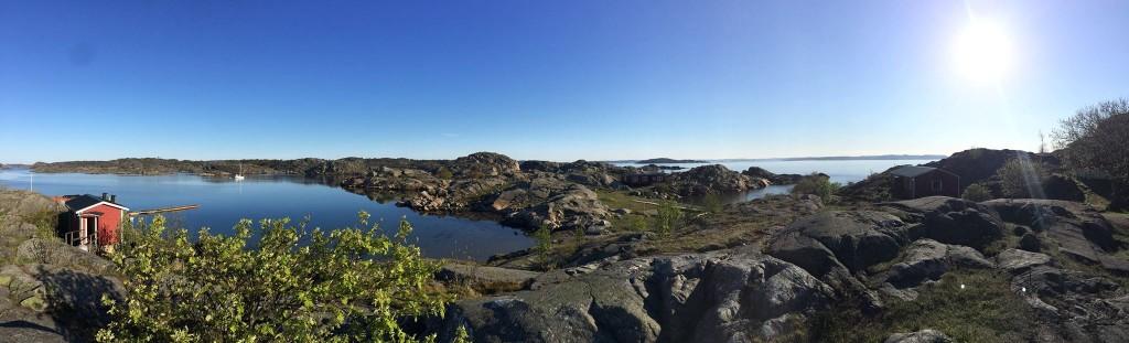Krokholmen panorama